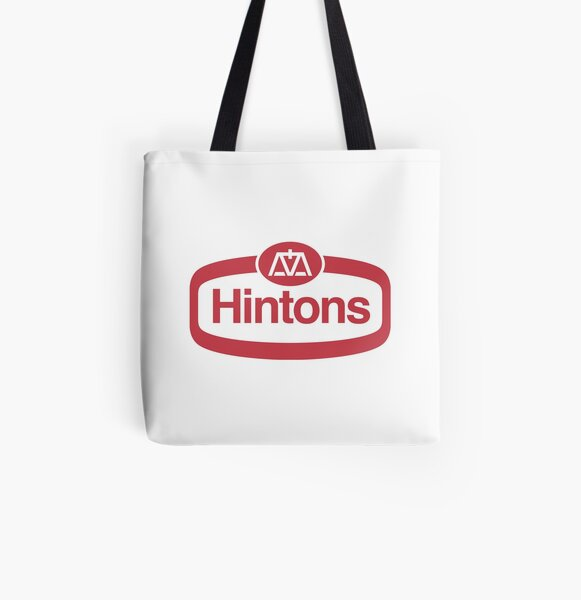 NDVH Hintons All Over Print Tote Bag