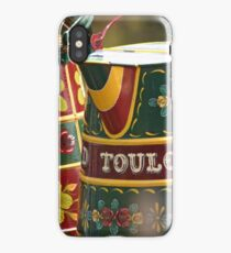Barge Buckets iPhone Case/Skin