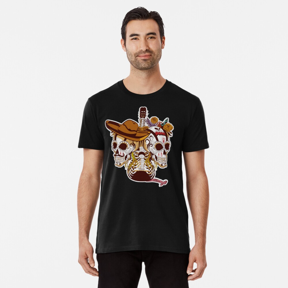 Day of the dead Premium T-Shirt