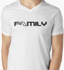 The AnjunaFamily  Men's V-Neck T-Shirt