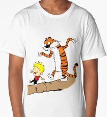 Calvin & Hobbes  Long T-Shirt