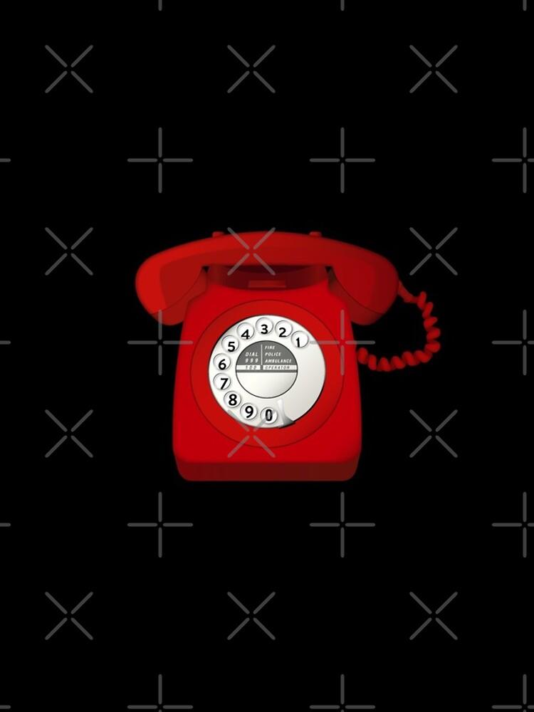 NDVH Telephone by nikhorne