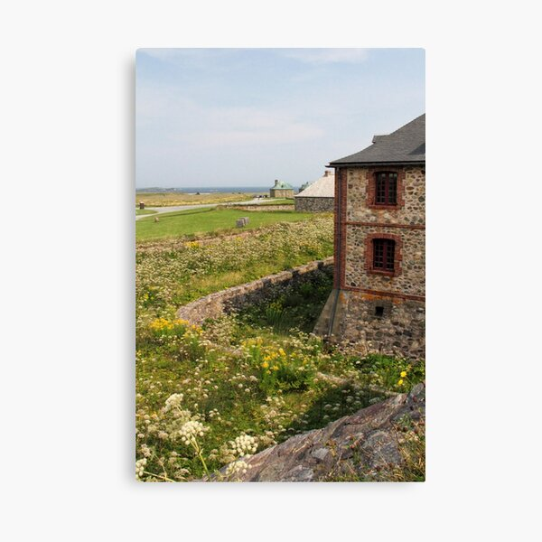 Fortress of Louisbourg 2 Canvas Print