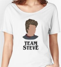 Team Steve Women's Relaxed Fit T-Shirt