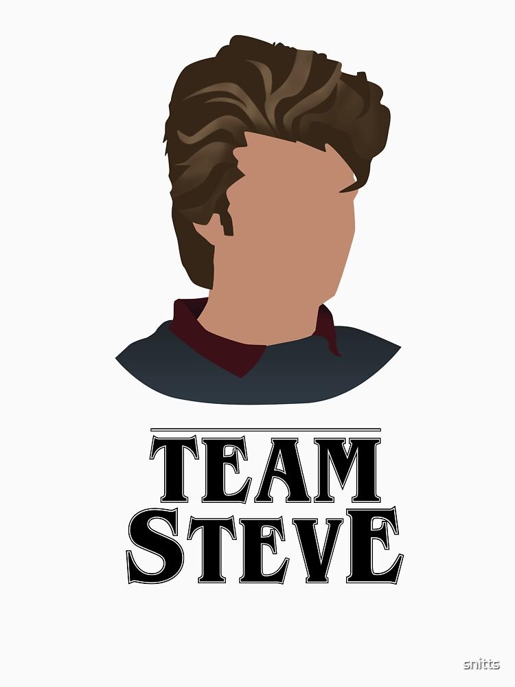 Team Steve by snitts