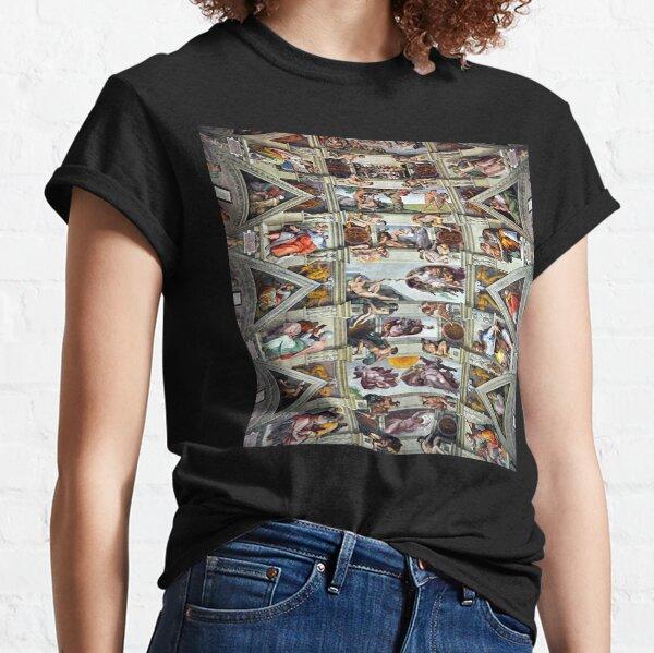 Sistine Chapel Classic T-Shirt