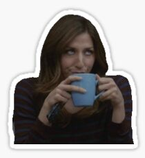 gina is judging you Sticker