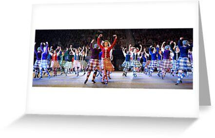 Edinburgh Highland Dancers by tayforth