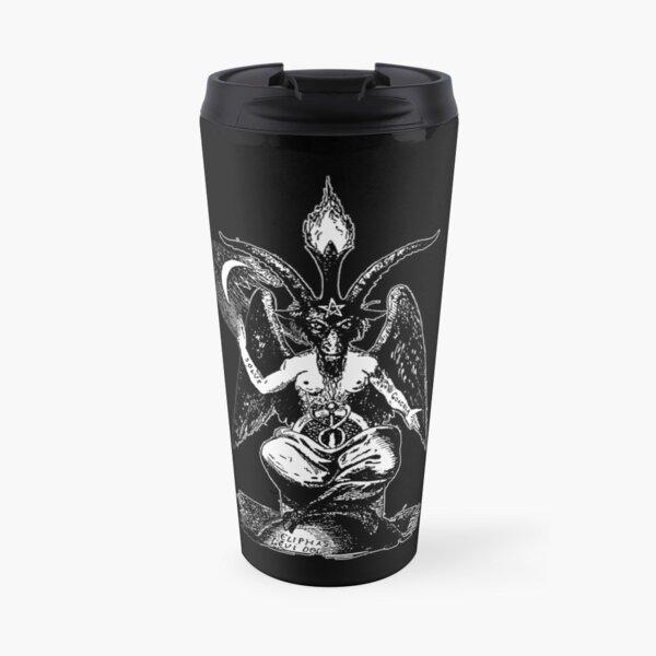 Sigil of Baphomet Travel Mug