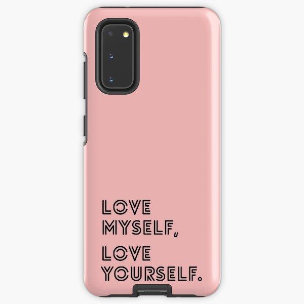 LOVE YOURSELF BTS Samsung Galaxy Tough Case