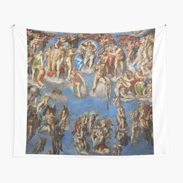 Sistine Chapel Tapestry