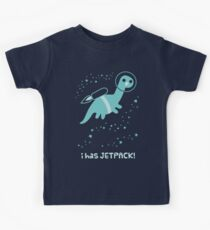 I Has Jetpack! Kids Clothes