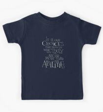 It is our choices Kids Clothes
