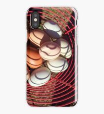 Cracked Egg in a Basket iPhone Case/Skin