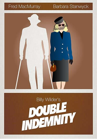 Double Indemnity by GabrielCDPX