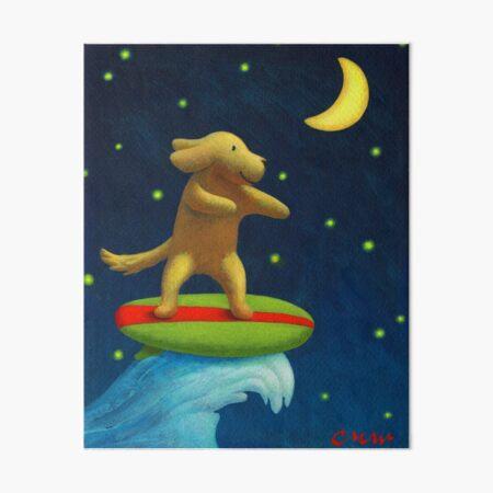 Night Rider Art Board Print