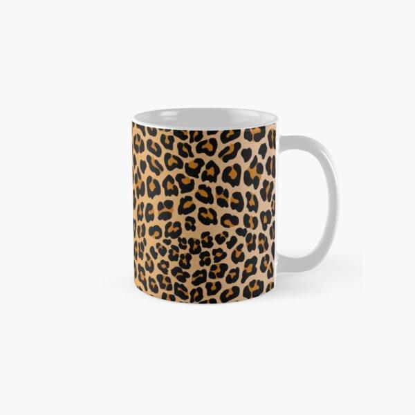 Leopard print Classic Mug
