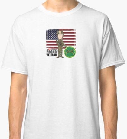 Proud Veteran- MP Classic T-Shirt