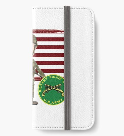 Proud Veteran- MP iPhone Wallet