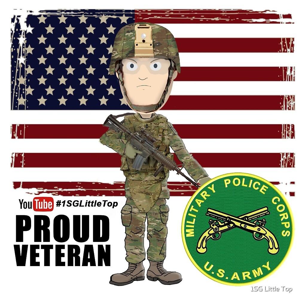 Proud Veteran- MP by 1SG Little Top