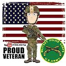 Proud Veteran- MP by 1SG Little Top