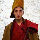 Monk by David Reid
