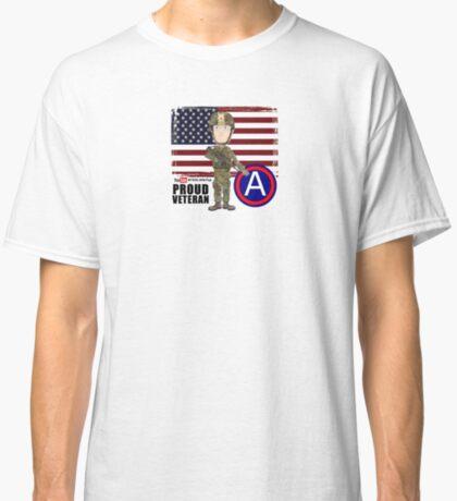 Proud Veteran 3rd Army Classic T-Shirt