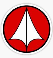 Macross Symbol Sticker