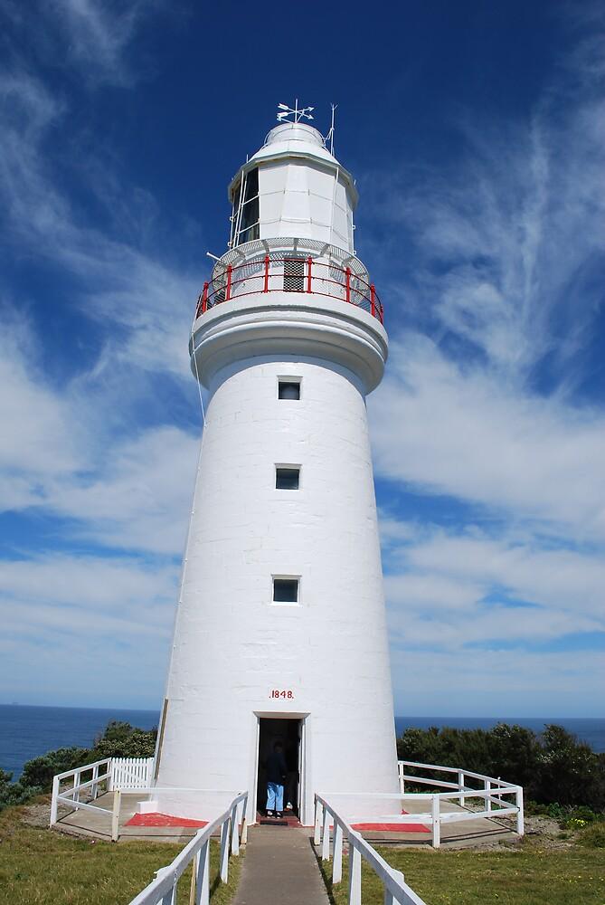 Cape Otway Lighthouse by emcsev