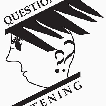 Questioning or Listening ? by amink