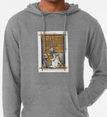 Illuminated New Testaments Revelations Lightweight Hoodie