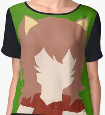 Liliruca Arde (Danmachi / Is It Wrong to Try to Pick Up Girls in a Dungeon) Women's Chiffon Top