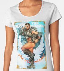 Join the Brotherhood! Women's Premium T-Shirt