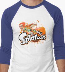 Splatoon - Inkling  Men's Baseball ¾ T-Shirt