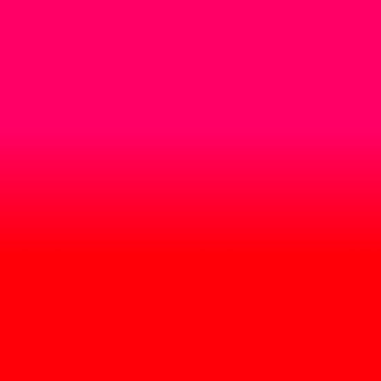 Neon Red And Pink Ombre Shade Color Fade By Podartist