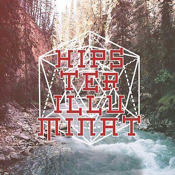 HIPSTER ILLUMINAT by kmpesino