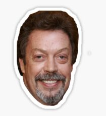 Tim Curry Sticker
