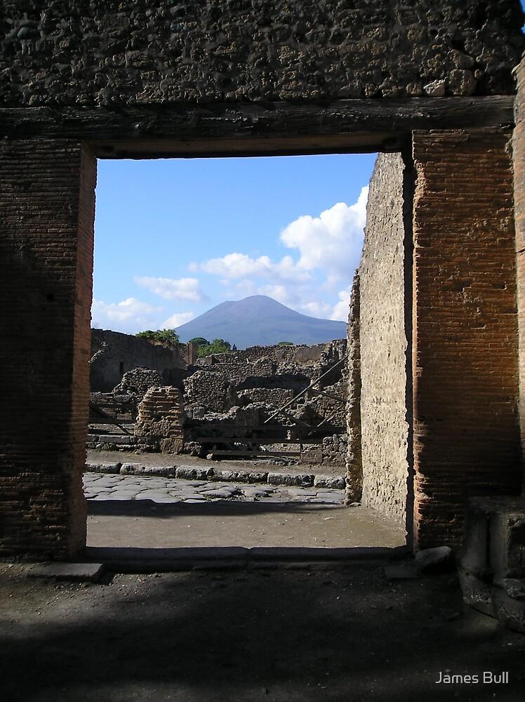 Doorway to Mount Versuvious by James Bull