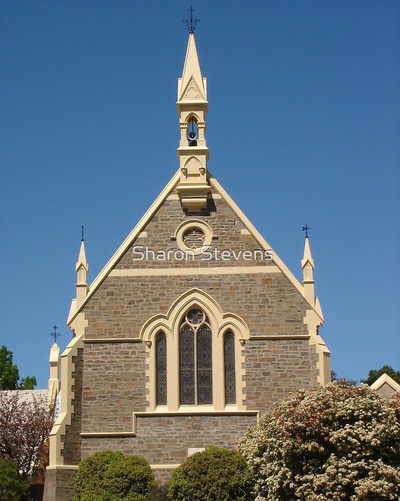 Church by Sharon Stevens