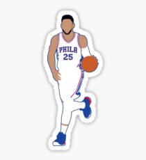 Ballin Ben Sticker