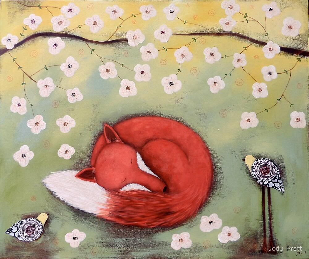 Foxy by Jody  Pratt