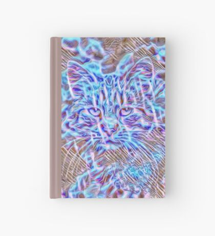 Ghost Cat Hardcover Journal