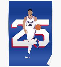 25 Ben 2 Poster