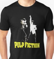 The Vintage Mystery Pulp Fiction Unisex T-Shirt