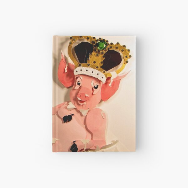 Cochinito Hardcover Journal