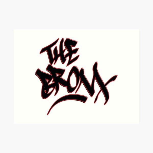 The Bronx Art Print