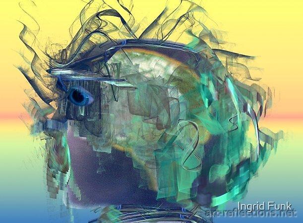 Headache by Ingrid Funk