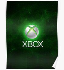 Xbox Divine Aura Poster