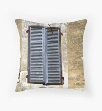 Closed for Siesta Throw Pillow