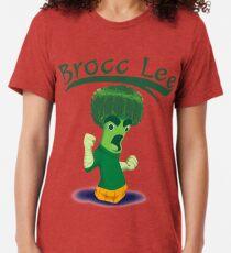 Camiseta de tejido mixto Brocc Lee - parodia Rock Lee